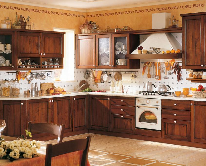 Stokline porlezza cucina classica fabula for Cucina moderna classica